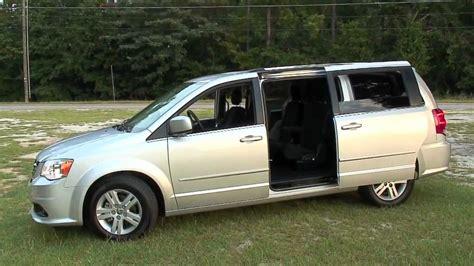 all car manuals free 2011 dodge caravan navigation system 2011 dodge grand caravan crew detailed walkaround youtube