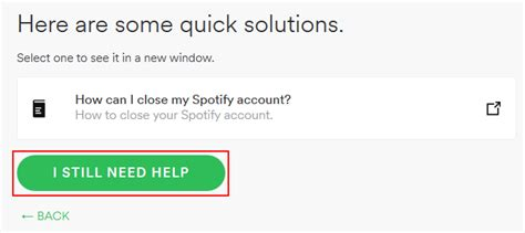 how to delete a spotify account step by step tutorial