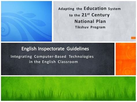 powerpoint design guidelines english guidelines for technology education powerpoint