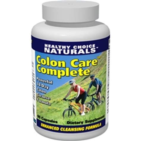 Health Foods Intestinal Detox Formula by Colon Cleanse Supplement Colon Cleanse Formula