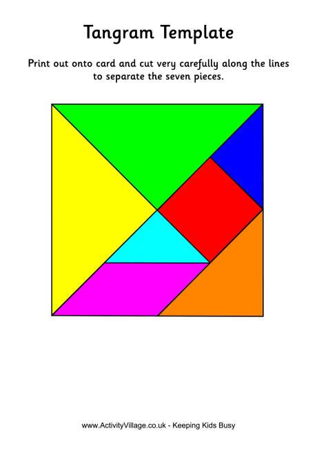 tangram colour