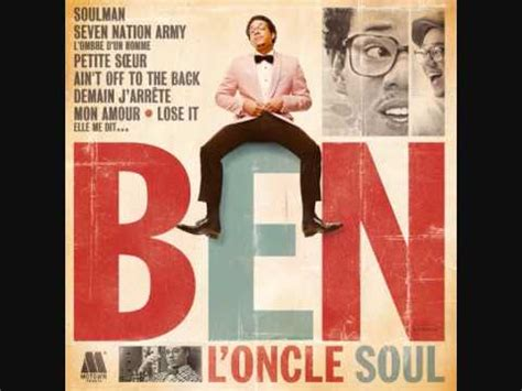 ben l oncle soul say you ll be there ben l oncle soul say you ll be there motown chords