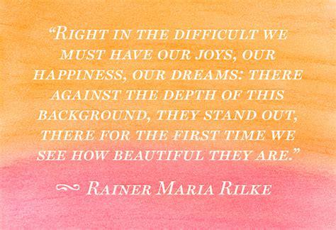 rainer maria rilke quote quotes spirit booster quotesgram
