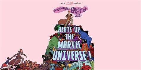 Up The squirrel beats up the marvel universe and gets a trailer