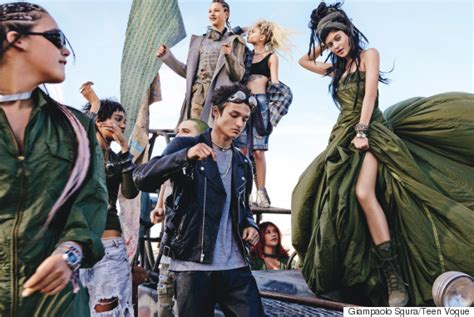 teen vogue kylie jenner kylie jenner on her instagram haters they just want to