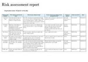 Risk Assessment Sample Report 6 1 Risk Assessment Report Hyojelly