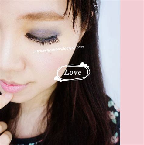 Eyeshadow Biru Tua my lovely a with monday s 83
