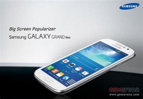 samsung grand neo mobile price in india samsung galaxy grand neo to reportedly launch in mid
