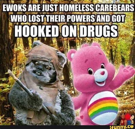 Care Bear Meme - carebear ifunny
