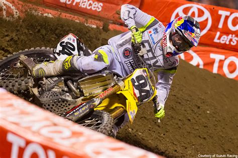 pictures of motocross 2016 phoenix 450 supercross results motorcycle usa