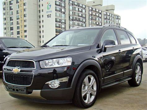 chevrolet captiva 2011 used 2011 chevrolet captiva photos 2200cc diesel