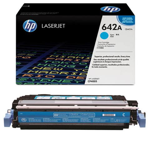 Ibm Toner Cartridge Cyan Cb401a hp 642a cyan toner cartridge cb401a