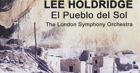 music of my soul lee holdridge 1983 el pueblo del sol dragon s domain records music sphere