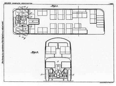 double decker bus floor plan double decker bus floor plan best free home design