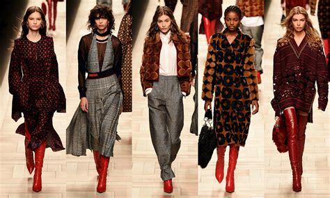 Clothes My Back La Fashion Week by Fendi Fall 2017 Collectionfashionela