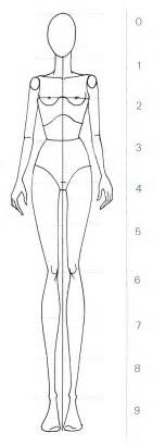 fashion drawing croqui figure template 29 help your