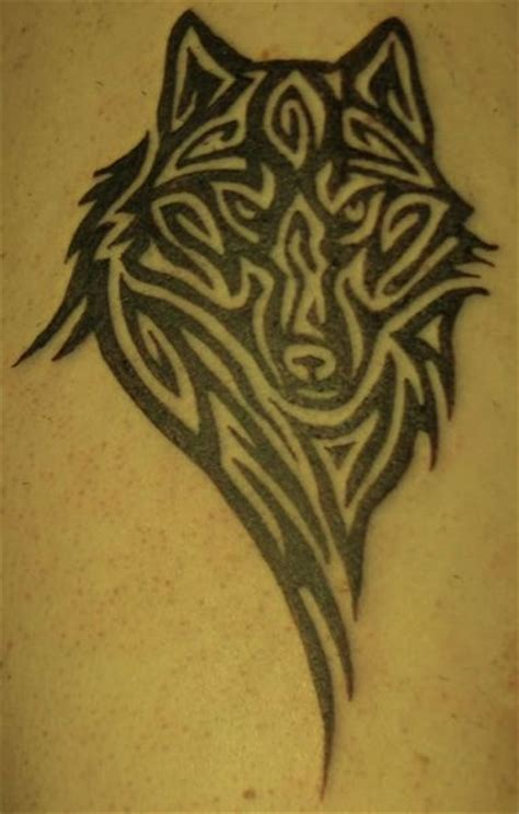 epic tribal tattoos 10 ideas about wolf design on wolf