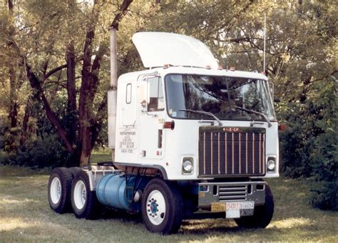 gmc semi truck image gallery old gmc semi trucks