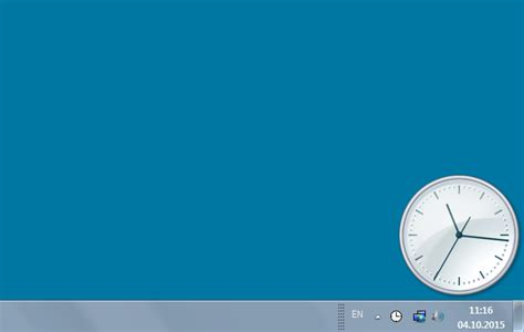 clock themes for windows 10 standard desktop clock 7