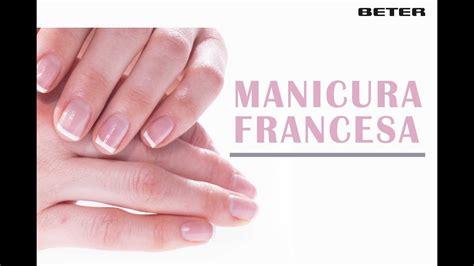 manicura francesa en casa manicura francesa f 225 cil en casa beter nail care