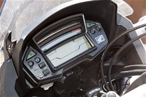 Cross Motorr Der Vergleich by Honda Crosstourer Testbericht