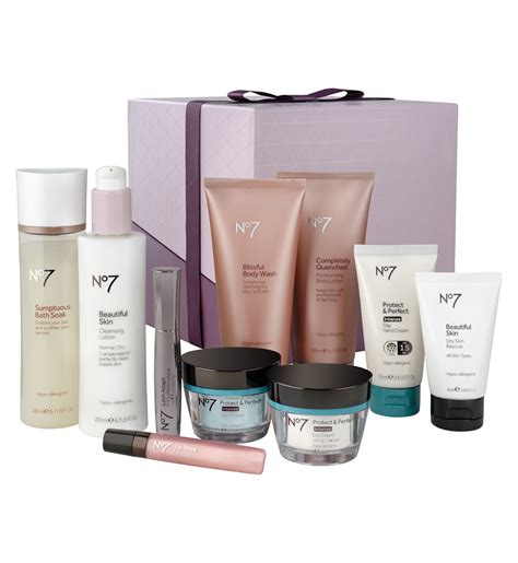 boots gift revealed no7 ultimate collection gift set
