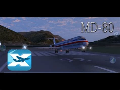 mobile x x plane 10 mobile md 80 flight