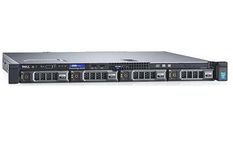 3 Server Dell R230 New Hotplug E3 1225v6 Rackmount 1u Single dell poweredge r230 buyserver sg new used server for