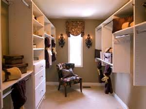 how to make a walk in closet make your closet look like a chic boutique hgtv