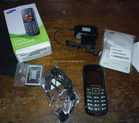 Samsung Senter Fm samsung keystone 2 e1205 ponsel pemula dengan radio fm tuxlin