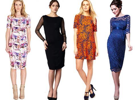 Wedding Attire Maternity by Maternity Dress Wedding Guest Fashion Flatter That Bump