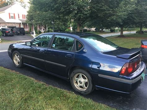 2000 chevrolet impala for sale by owner in pottstown pa 19464