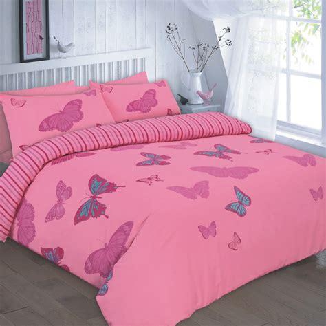 elsa bedding elsa butterfly printed duvet set bedding set