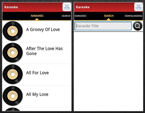 karaoke app android best karaoke android tablet
