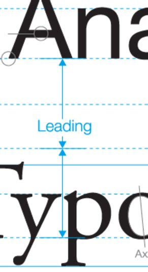 typography leading 16 vital typography terms to learn to start enhancing your