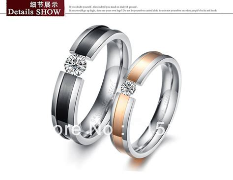 his and hers promise ring sets wedding fashion