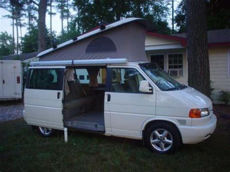 eurovan awning sell used 2003 well maintained eurovan westfelia weekender