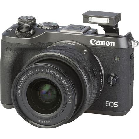 test ef test canon eos m6 ef m 15 45 mm is stm appareil photo