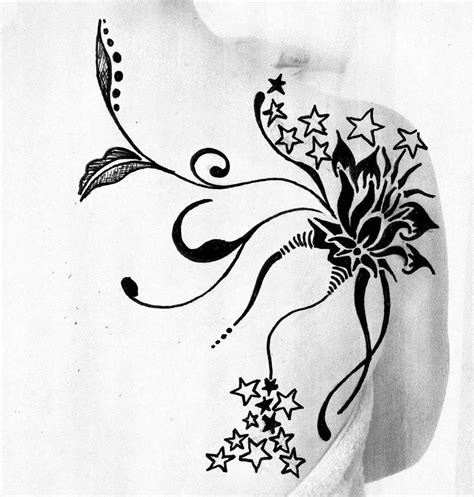 tribal hibiscus flower tattoo designs flower tattoos designs ideas and meaning tattoos for you