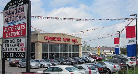 canadian auto mall  car dealership  ottawa    cars vans trucks  stock