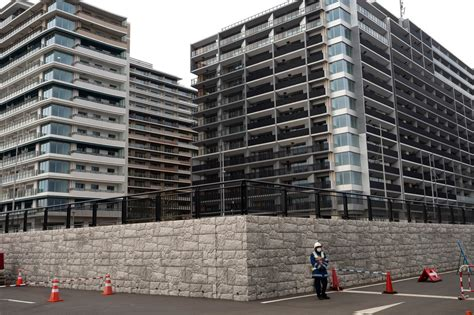 activists demand tokyo olympic village  converted