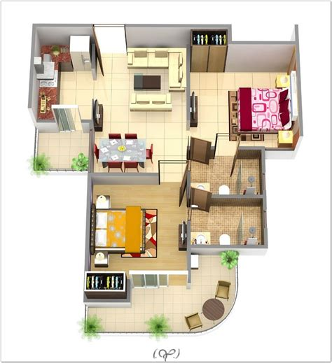 2 bedroom layout design interior 2 bedroom apartment layout modern master