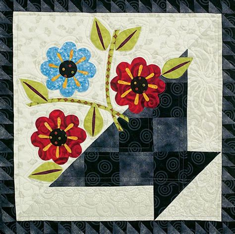 Flower Basket Quilt Pattern by 17 Best Images About Quilts Flower Baskets On