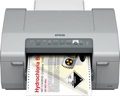 Sticker Continuous Uk 90x36mm Printer Dot Matrix colorworks c831 epson