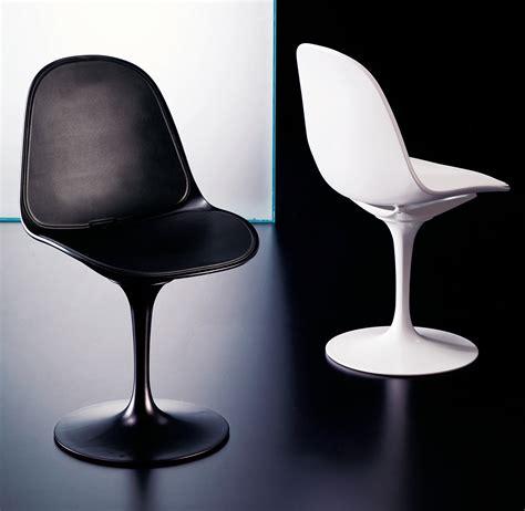 sedie casa sedia girevole in pelle nicla by bontempi casa