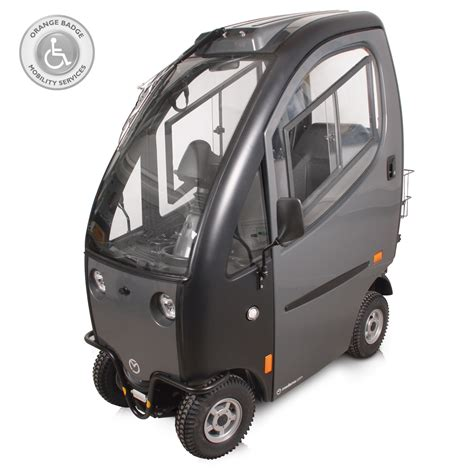 medema mini crosser cabin electric scooter mobility