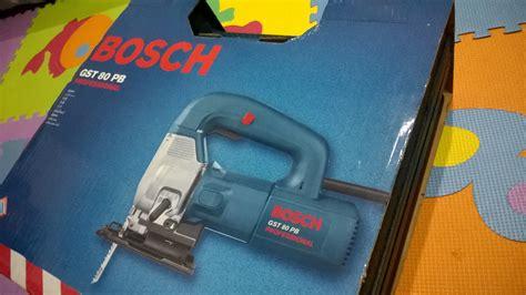Gergaji Jigsaw Bosch jual mesin gergaji jigsaw bosch gst 80 pb tech