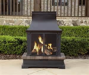 Patio Wood Burning Fireplace by Garden Oasis Outdoor Fireplace Class Up Your Outdoors
