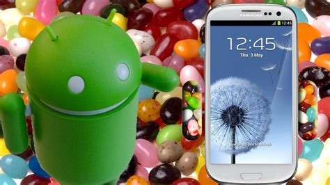 wallpaper folder android jelly bean android jelly bean with samsung galaxy s3 imagebank biz