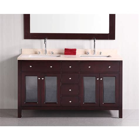 lowes vanity and sink combo bathroom luxurious bathroom design with vessel sink and